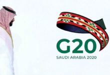 صورة بسبب انتهاكات السعودية.. دعوة بريطانية لمقاطعة مجموعة G20