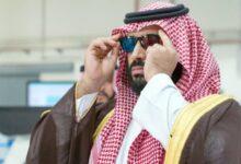 صورة نظام ولي العهد محمد بن سلمان مبزرة (فيديو)