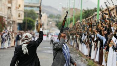 صورة عبد الملك الحوثي: إن قبول مبادرة السلام سيكون بمثابة استسلام