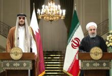 صورة أمير قطر الشيخ تميم يدعو الرئيس الإيراني لزيارة الدوحة بعد اتصال هاتفي بينهما