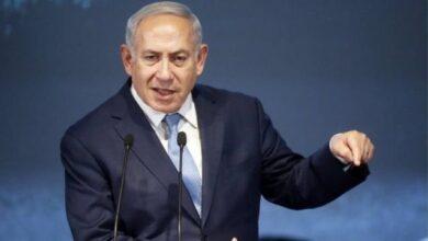 """صورة نتنياهو يصف حكومة """"بينيت-لابيد"""" أنها """"أكبر تزوير للانتخابات في تاريخ اسرائيل"""""""