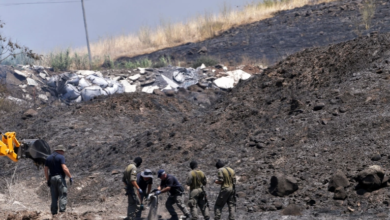 صورة هدوء حذر على حدود لبنان وإسرائيل تنشد تدخلا أميركا لوقف إطلاق النار