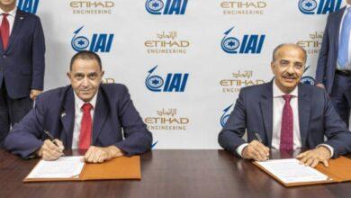 """صورة """"إسرائيل """" تطلق مشروعا في صناعة الطائرات مع الإمارات"""