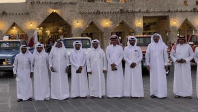 """صورة مبادرة شبابية لتسيير قوافل المحبة بين السعودية وقطرأطلق عليها اسم """"دم ووريد"""""""