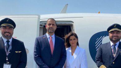 صورة السفير البحريني لدى اسرائيل يوجه رسالة شكر للحكومة والشعب الإسرائيلي