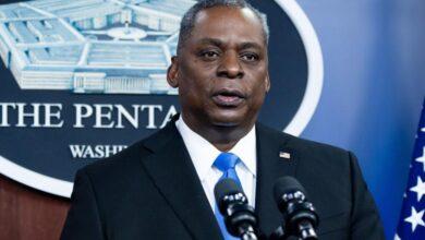 صورة تشمل 4 دول.. وزير دفاع أمريكا يبدأ الأحد جولة خليجية موسعة