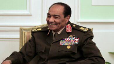 صورة وفاة المشير طنطاوي رئيس المجلس العسكري الذي حكم مصر بعد تنحي مبارك