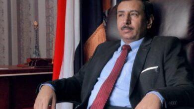 صورة محافظ شبوة اليمنية يطالب الإمارات بإخلاء منشأة بلحاف فوراً!!