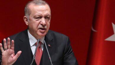 صورة أردوغان يطرد سفراء 10 دول بينها أمريكا وفرنسا وألمانيا
