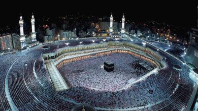 صورة لكل مشتاق..المسجد الحرام بمكة المكرمة جاهز لاستقبال ضيوف الرحمن بكامل طاقته