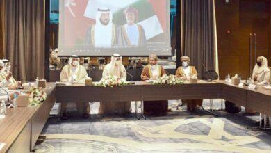 صورة الإمارات وعُمان تبحثان الاستثمار بالتكنولوجيا المتقدمة