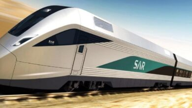 صورة الإمارات تعلن موعد اكتمال العام المقبل خط السكك الحديدية مع السعودية