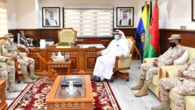 صورة وزير الدفاع الكويتي: الخدمة الوطنية تنمي روح الولاء لدى الشباب