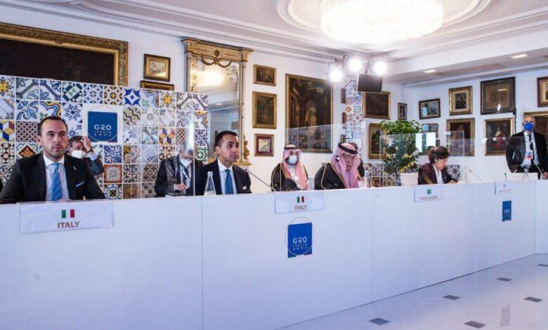 السعودية تشارك في اجتماع وزراء التجارة والاستثمار لدول الـ20